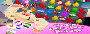 دانلود بازی جورچین Candy Crush Saga اندروید