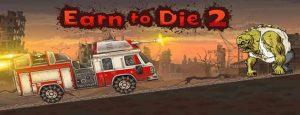 دانلود بازی Earn to Die 2 با پول بی نهایت