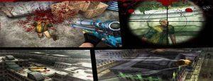 دانلود بازی Zombie Frontier 3 با پول بی نهایت