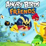 دانلود بازی Angry Birds Friends هک شده