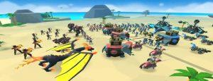 دانلود بازی Epic Battle Simulator با پول بی نهایت